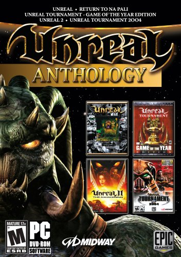 Unreal Anthology Windows XP
