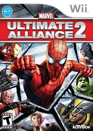 Marvel Ultimate Alliance 2 Wii