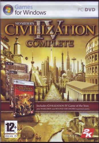 Sid Meiers Civilization IV: Complete [UK Windows XP