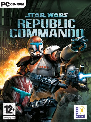 Star Wars: Republic Commando Windows XP