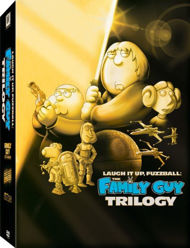 Laugh it Up Fuzzball: Family Guy Three-Pack (Blue