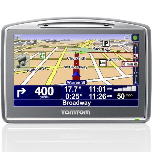 TomTom GO 920 Portable GPS Vehicle Navigator