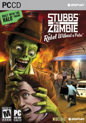 Stubbs the Zombie in Rebel Without a Pulse Windows XP