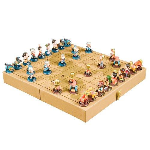 Romance of the Three Kingdoms Chinese Chess Set