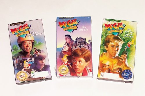 McGee and Me! Video Collection (3 Pak) The Big Lie,