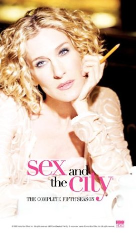 Sex and the City - The Complete Fifth Season [VHS]