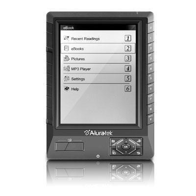 Libre 7IN Color Multi-media Ebook Reader with 2GB
