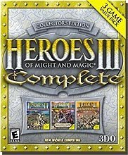 Heroes of Might & Magic 3 Complete Windows XP