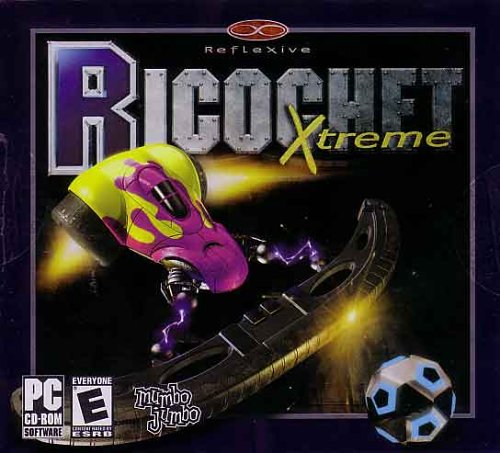 Ricochet Xtreme (Jewel Case) Windows XP