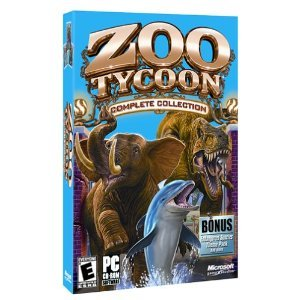 ZOO TYCOON COMPLETE COLLECTION Windows XP
