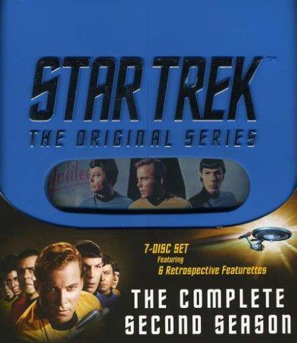Star Trek The Original Series - The Complete Second