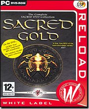 Sacred: Gold Edition Windows XP