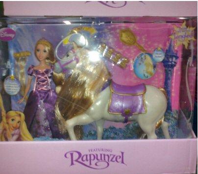 Disney Tangled Rapunzel Exclusive Rapunzel Maximus