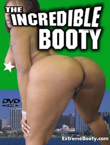 The INCREDIBLE BOOTY - DVD
