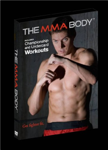 The MMA Body Workout DVD
