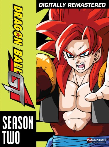 Dragon Ball GT: Season Two (Includes A Hero's Legacy