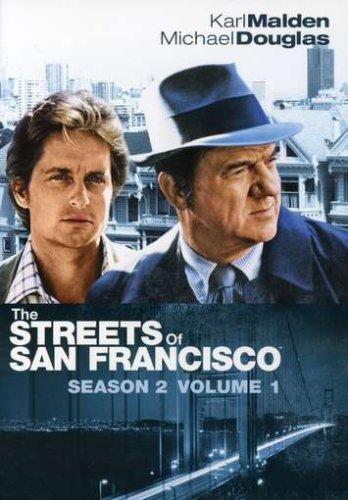 The Streets of San Francisco: Season Two, Vol. 1