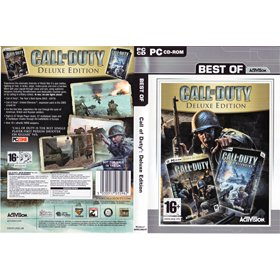 Call of Duty Deluxe Edition Windows XP