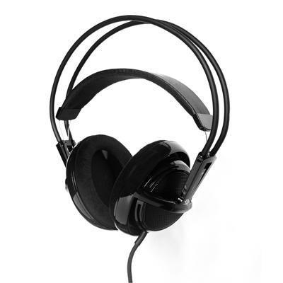 SteelSeries Siberia Full-Size Headset (Black) Windows