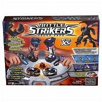 Battle Strikers Turbo Tops Metal XS Ultimate Arena