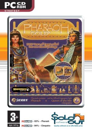Pharaoh Gold Windows XP