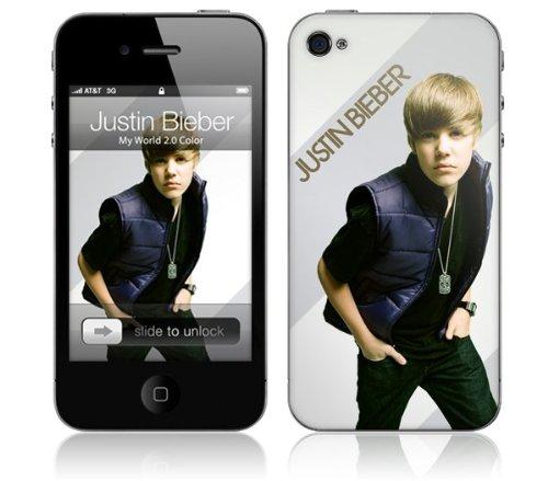 MusicSkins Justin Bieber - My World 2.0 Nintendo DS