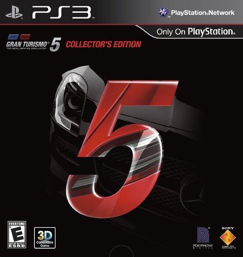 Gran Turismo 5 Collector's Edition PS3