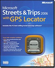 Microsoft Streets and Trips 2006 [OLD Windows Vista