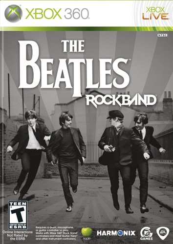 Xbox 360 The Beatles: Rock Band - Software Xbox 360