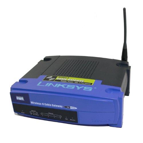 Cisco-Linksys Wireless-G Cable Gateway (WCG200) Windows