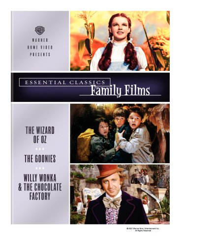 Essential Classics - Family Films (The Wizard of Oz /