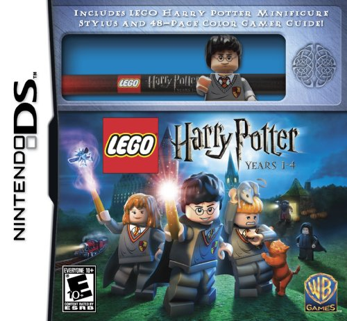 LEGO Harry Potter: Years 1-4 Holiday Nintendo DS