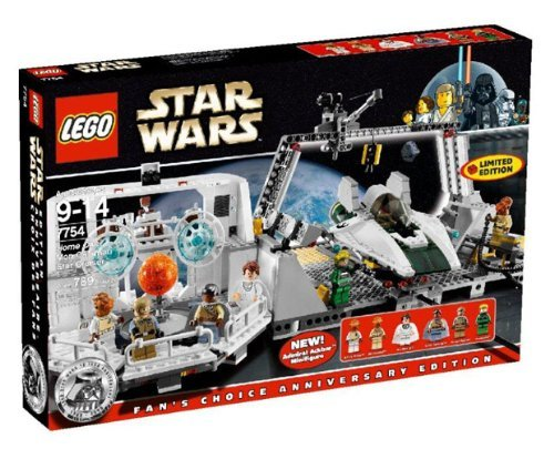 LEGO Star Wars Exclusive Limited Edition Set #7754