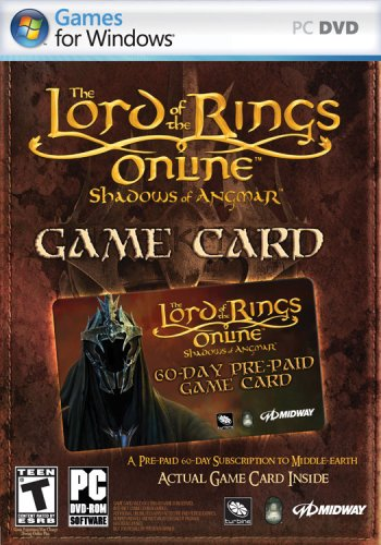 The Lord of the Rings Shadows of Angmar Windows XP