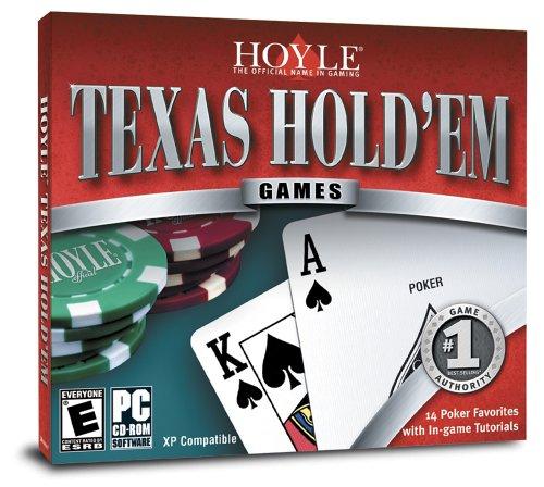 Hoyle Texas Hold 'Em Poker (Jewel Case) Windows XP