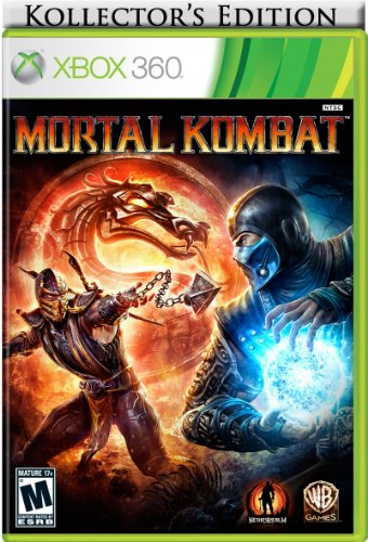 Mortal Kombat: Kollector's Edition Xbox 360