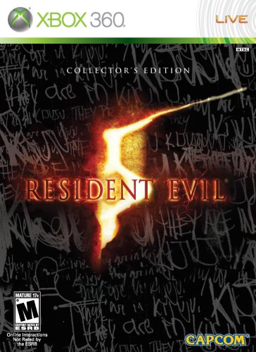 Resident Evil 5 Collector's Edition Xbox 360