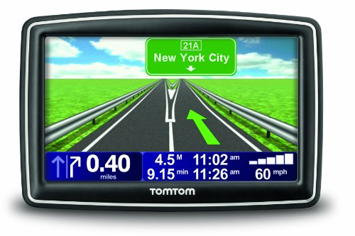 TomTom XXL 540S 5-Inch Widescreen Portable GPS