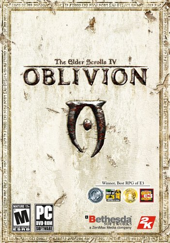 Elder Scrolls IV: Oblivion Windows XP