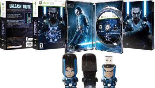 Star Wars: The Force Unleashed II Collector's Xbox 360