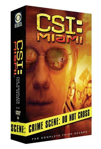 C.S.I. Miami - The Complete Third Season