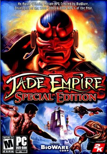 Jade Empire Special Edition Windows XP