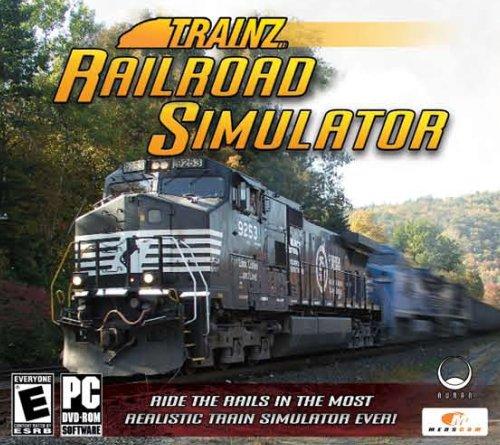 Trainz Railroad Simulator (Jewel Case) Windows XP