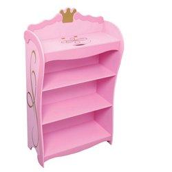 kidkraft princess suite bookcase