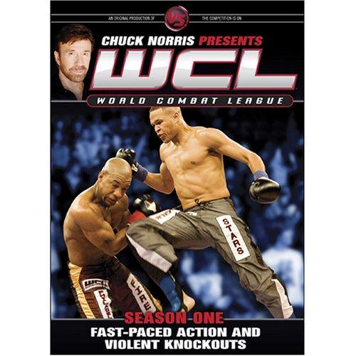 Chuck Norris Presents: World Combat League - Season