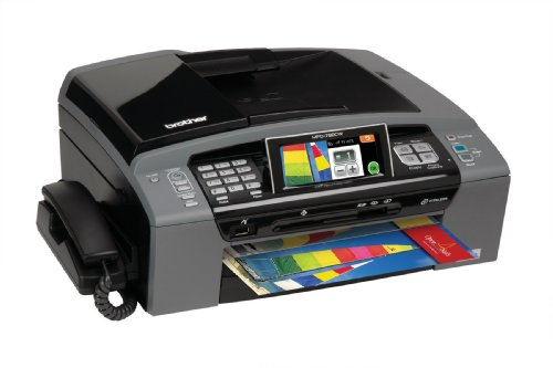 Brother MFC-790CW Color Inkjet All-in-One with Windows