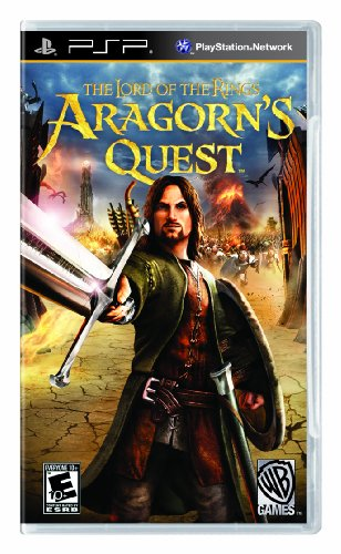 Lord of the Rings: Aragorn's Quest Sony PSP