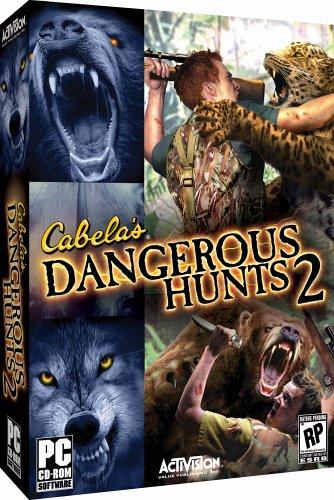 Cabela Dangerous Hunts II Windows XP
