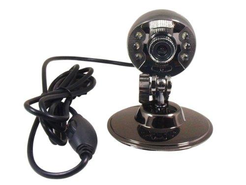 Hootoo Y101 Webcam 8.0m 6 LED Light Black Windows