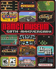 Namco Museum 50th Anniversary Collection Windows XP